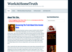 workathometruth.com