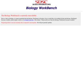 workbench.sdsc.edu