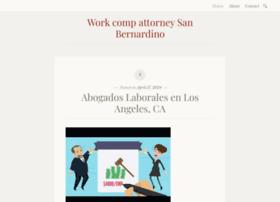 workcompattorneysandiego.wordpress.com