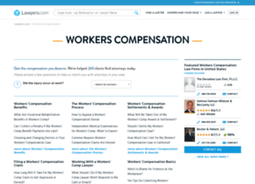 workers-compensation.lawyers.com