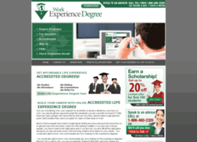 workexperiencedegree.org