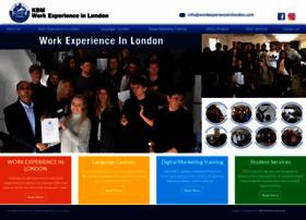 workexperienceinlondon.com