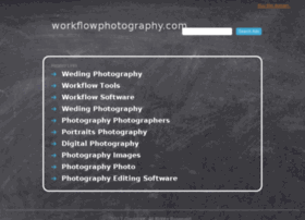 workflowphotography.com