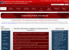 workforcesecurity.doleta.gov