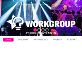 workgroup.pl