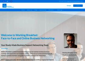 working-breakfast.com
