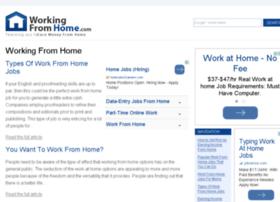 workingfromhome.com