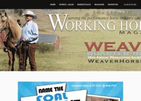 workinghorsemagazine.com
