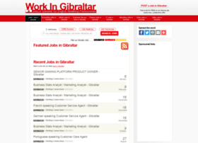 workingibraltar.com