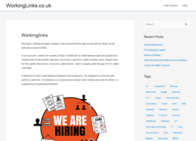 workinglinks.co.uk