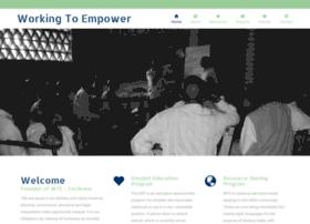 workingtoempower.org
