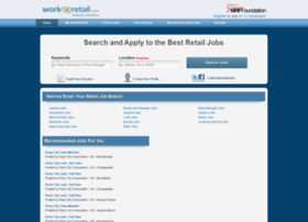 workinretail.com