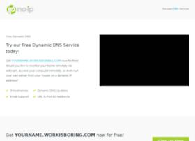 workisboring.com