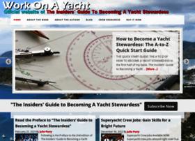 workonayacht.com