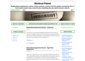 workout-planet.com