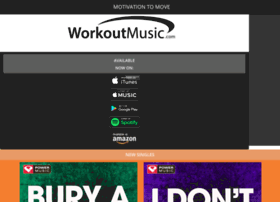 workoutmusic.com