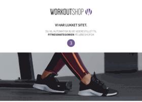 workoutshop.dk