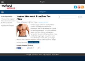 workoutwalrus.com