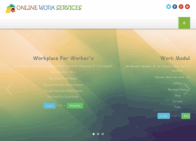 workplace.onlineworkservices.in