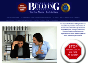 workplacebullying.org