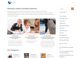 workplacesafetyadvice.co.uk