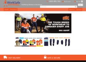 worksafeapparel.com.au