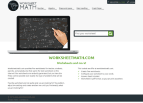 worksheetmath.com