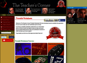worksheets.theteacherscorner.net