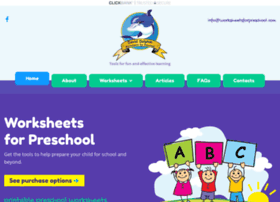 worksheetsforpreschool.com