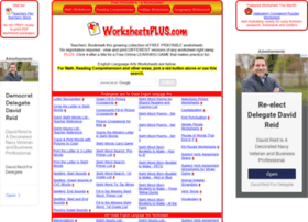 worksheetsplus.com