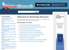 workshop-manuals.zezes.com