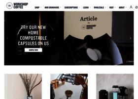 workshopcoffee.com