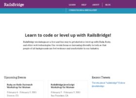 workshops.railsbridge.org