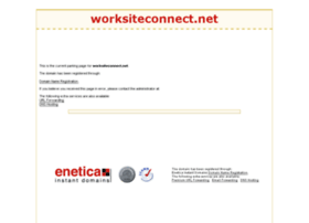 worksiteconnect.net