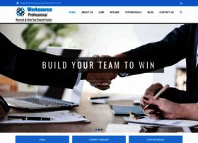worksourceprofessional.com
