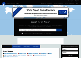World-airport-codes.com