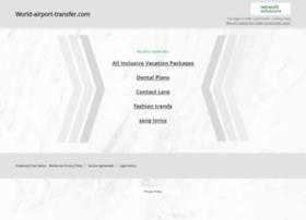 world-airport-transfer.com