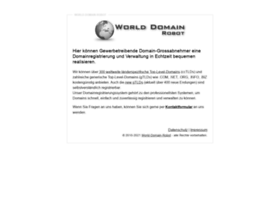 world-domain-robot.de
