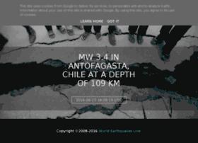 world-earthquakes.org