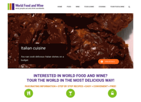 world-food-and-wine.com