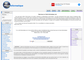 world-informatique.com