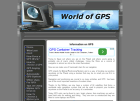 world-of-gps.com