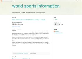 world-sportsinformation.blogspot.in
