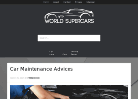 world-supercars.com