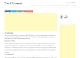 world-timezone.com