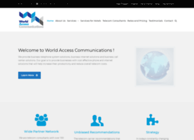 worldaccesscommunications.com