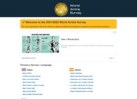 worldairlinesurvey.com