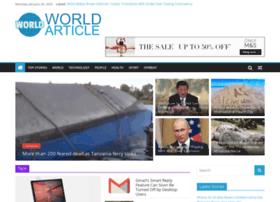 worldarticle.info