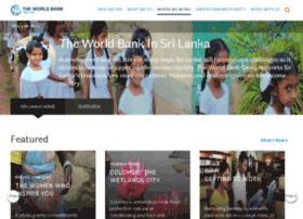 worldbank.lk