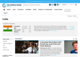 worldbank.org.in